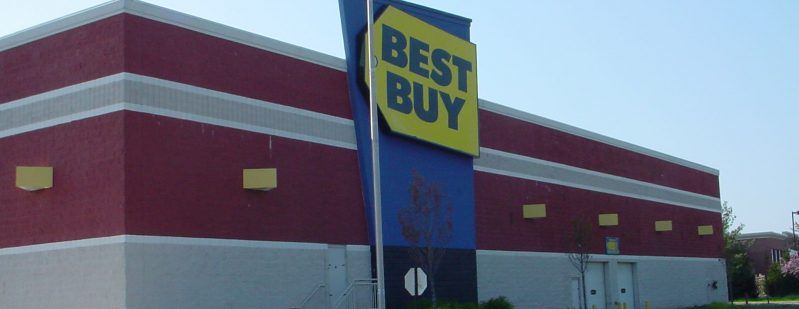 Best Buy after 3